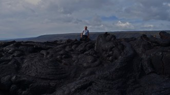 Conde on lava
